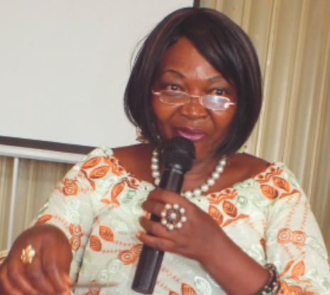 Expérience n°2, Pauline Nkamga , reconvertie avant la retraite
