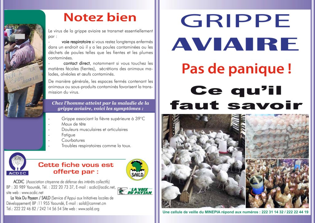 Grippe Aviaire