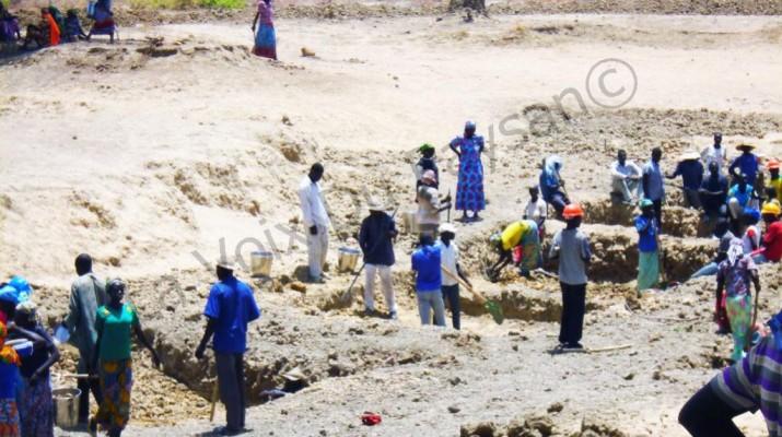 Extrême-Nord Cameroun : Travaux à Haute Intensité de Main-d'oeuvre