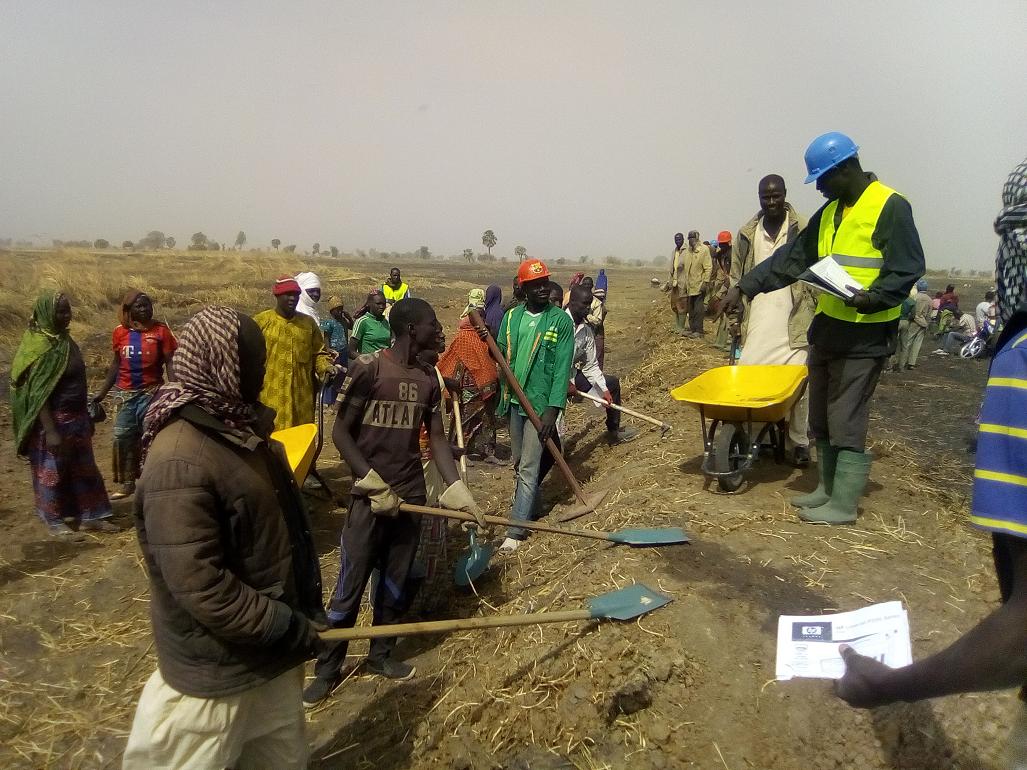 4000 bénéficiaires du projet Filets sociaux à Kousseri et Fotokol