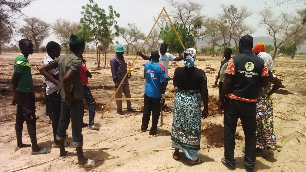 Agroécologie : Le SAILD s'engage dans la gestion durable des terres