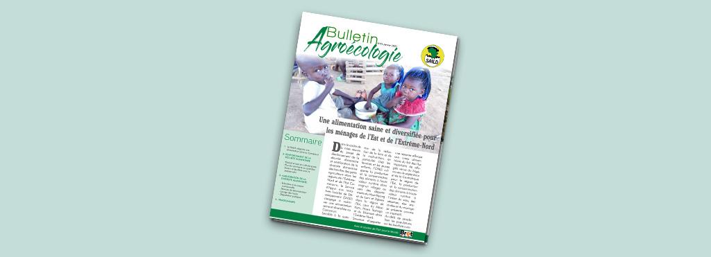 Bulletin Agroécologie No. 3 du SAILD