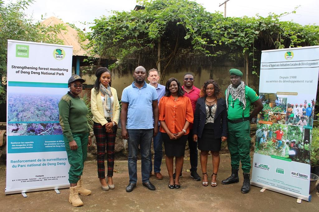 Le SAILD renforce son engagement dans le domaine de la conservation des aires protégées au Cameroun
