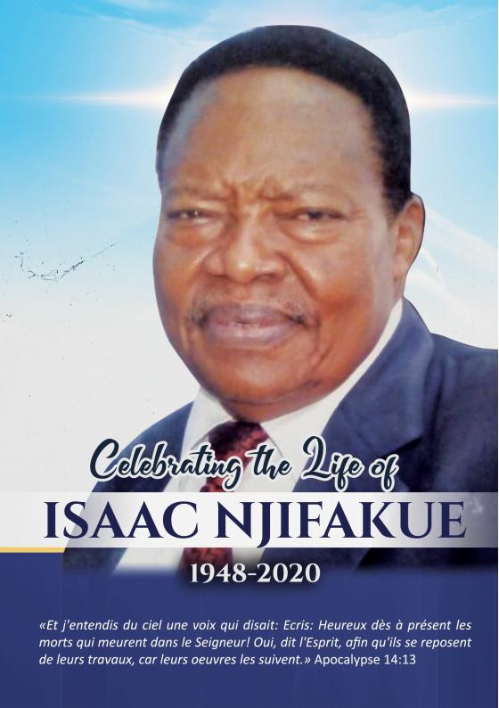 Obsèques du président du SAILD