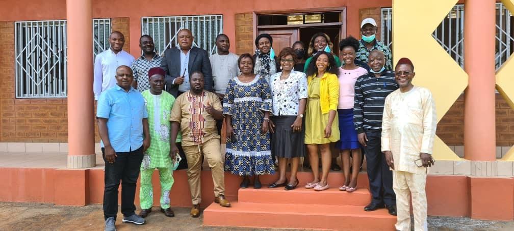 Participation à la planification des activités du Pôle de Connaissances de l'Agriculture Biologique en Afrique Centrale.